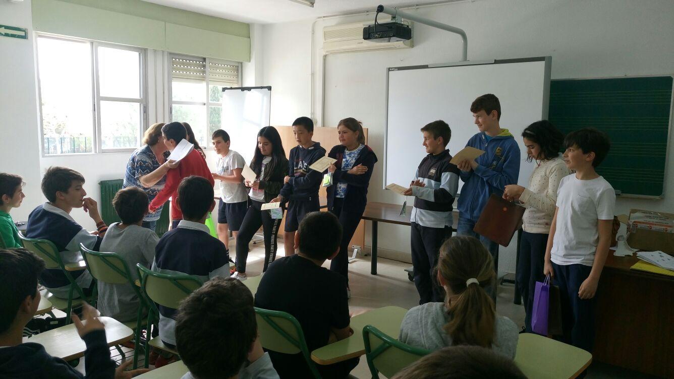 Fallo del Concurso Mis palabras_CEIP FDLR_Las Rozas 2