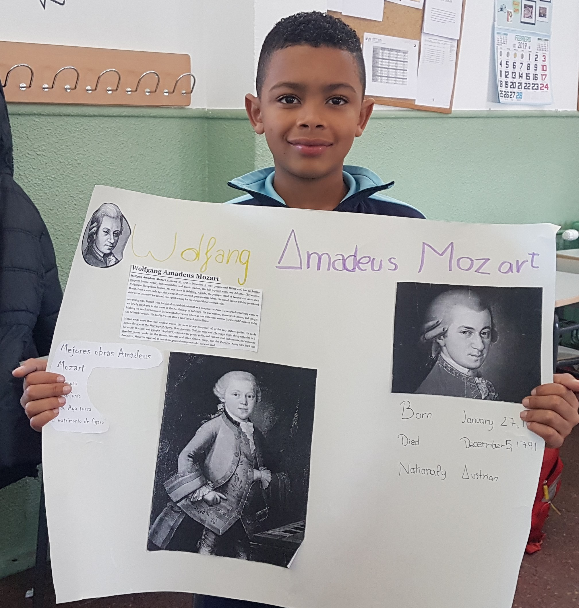 Poster Mozart 1