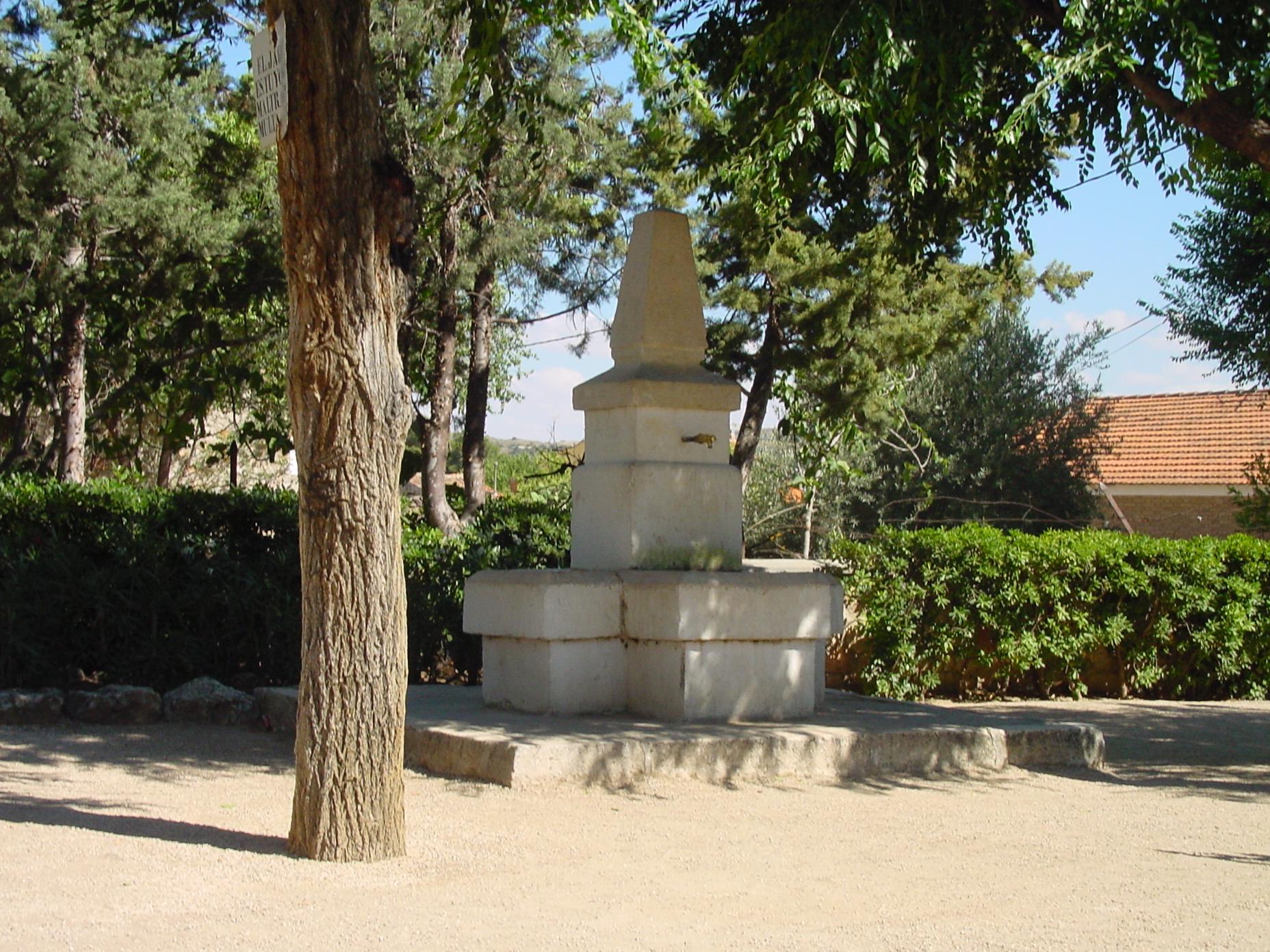 Fuente en Morata de Tajuña
