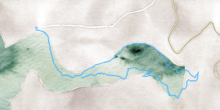Pelegrina - Cascada del Gollorio