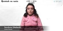 Recomienda una canción_Lorena