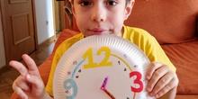 Relojes 1ºA