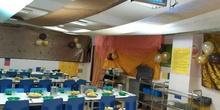 Fiesta del Antiguo Egipto. Comedor Escolar. Berceo I