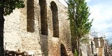 Las Murallas de Teodosio, Estambul, Turquía