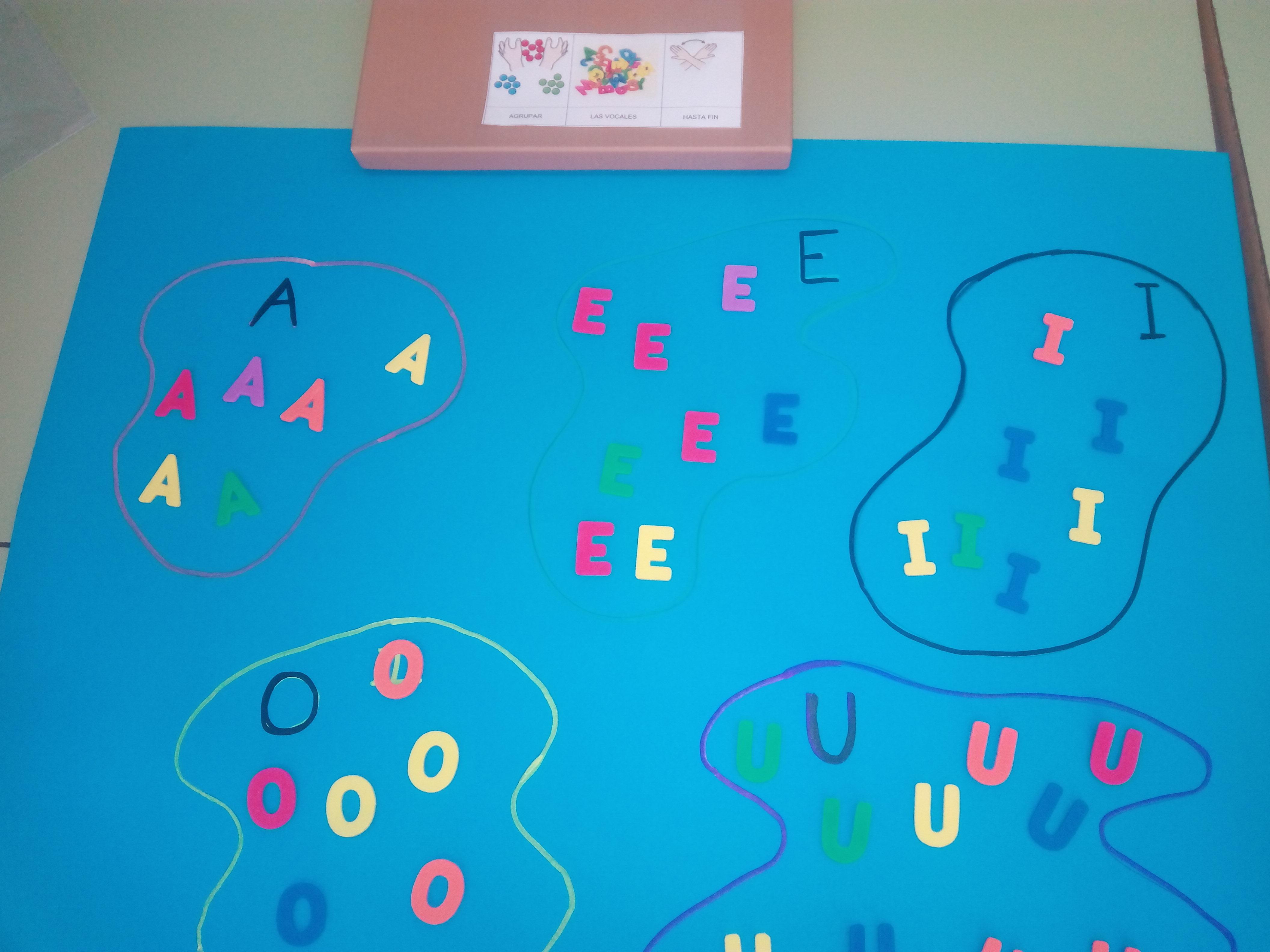 Seminario:material manipulativo para infantil y primaria adaptado a alumnos con T.E.A. 33
