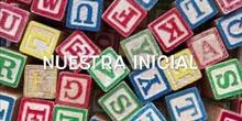 INFANTIL - 3 AÑOS A - TRAZADO DE LA INICIAL - LECTOESCRITURA - ACTIVIDADES