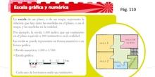 Mate- escala gráfica y numérica