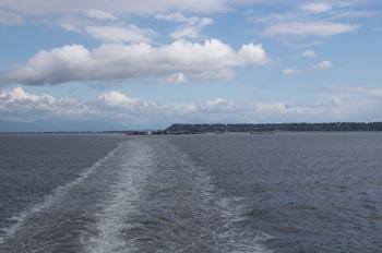 Estrecho de Georgia, Victoria