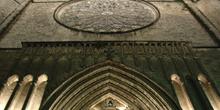 Fachada de la Basílica de Santa María del Mar, Barcelona