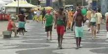 2ème coupe du monde de Beach soccer à Rio