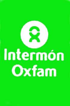 Logo de Intermón Oxfam