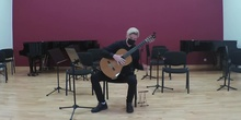 Audición de Guitarra: alumnos de EE. PP. Parte II (27/05/2021)