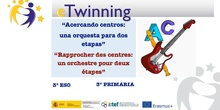 Proyecto eTwinning: Acercando Centros