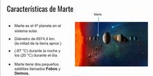 Marte y la posibilidad de que haya vida