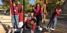 Excursión al zoo 5 años, 1º y 2º Luis Bello 34
