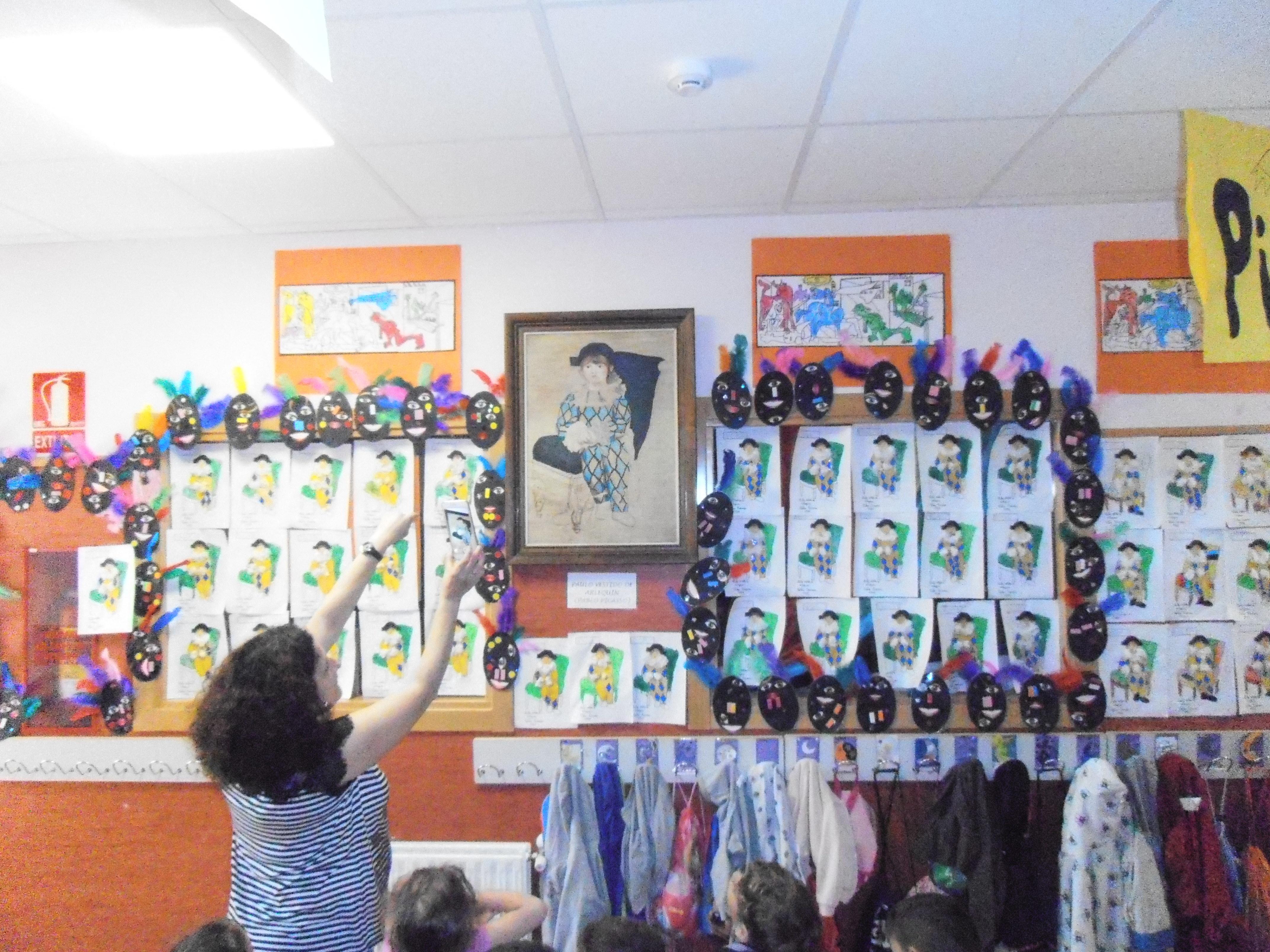 Pintores en Educación Infantil 6
