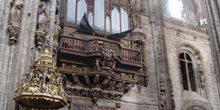 Interior, Catedral de Plasencia, Cáceres