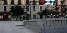Plaza de Lavapiés, Madrid