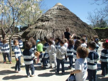 Infantil 4 años en Arqueopinto 2ª parte 17