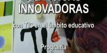 PRACTICAS INNOVADORAS - INTERNET EN EL AULA- ESTUDIO DE CASO - CEIP Juan Gris de Madrid