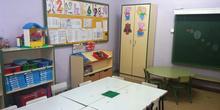 Aulas de Infantil 5