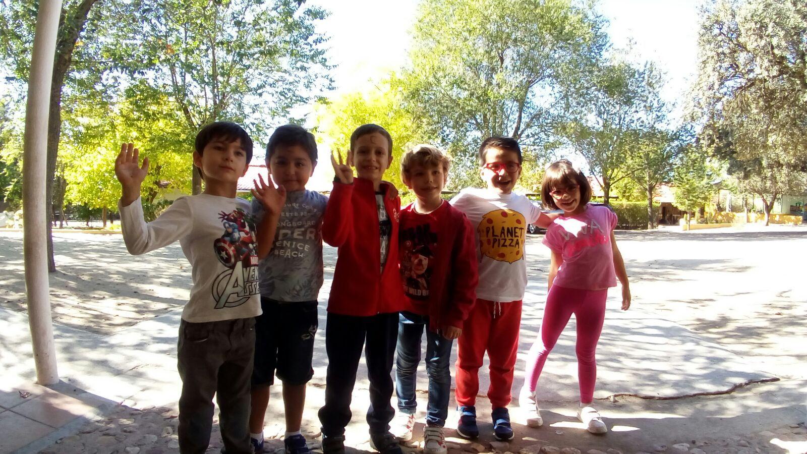 Granja Escuela 1º y 2º EP 2017-18 18