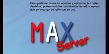 MAX Server - Algunos servicios y usos.