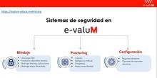 Proctoring en e-valuM