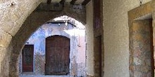 Casas antiguas, Arnes, Tarragona