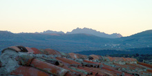 Vista panorámica de Villavieja del Lozoya