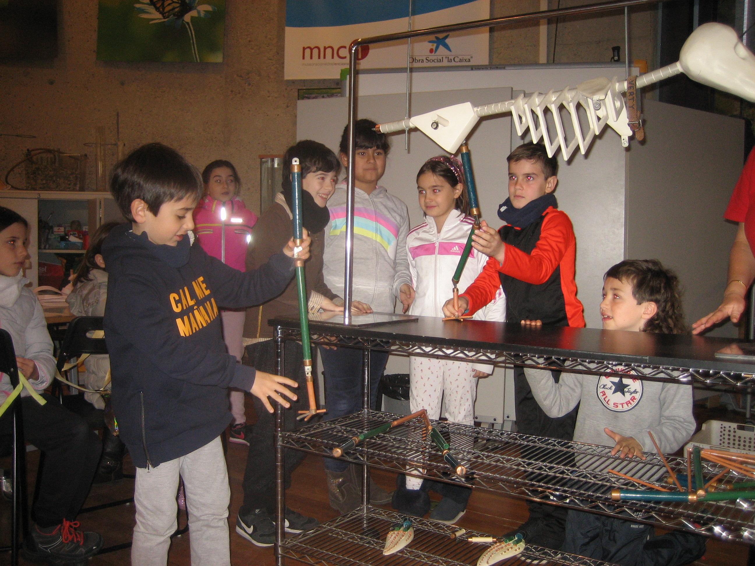 VISITA AL MUSE DE CIENCIAS 3ºA 22