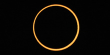Fase máxima del eclipse anular 02