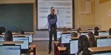 3º ESO Matemáticas Académicas: Competencia digital. 7. Sistemas de ecuaciones lineales. Examen de Wiris. Cuestionario 4. Cálculo Mental. César Pérez Fernández