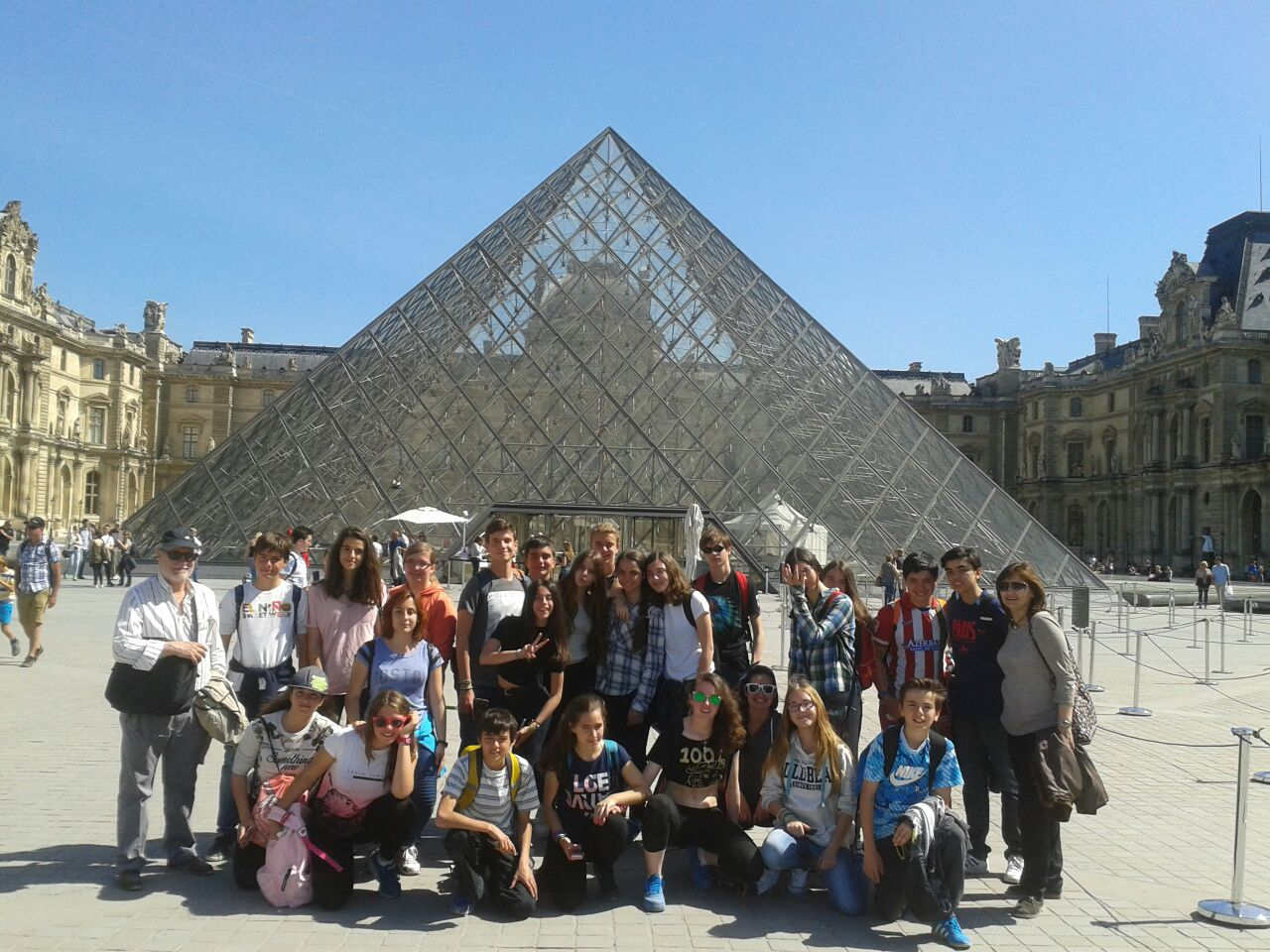 Intercambios en París 1