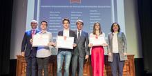 Entrega de los premios extraordinarios correspondientes al curso 2016/2017 2