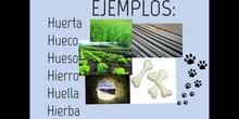 PRIMARIA - 4 - USO DE LA H - LENGUA 1 - FORMACIÓN.mov