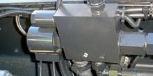 Vehículos industriales. Válvula neumática  de control hidráulico