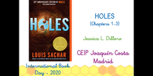 Holes (chapters 1-3)