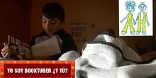 BOOKTUBER TIAGO 17