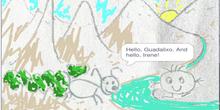 Meet Guadalixo and Barky!