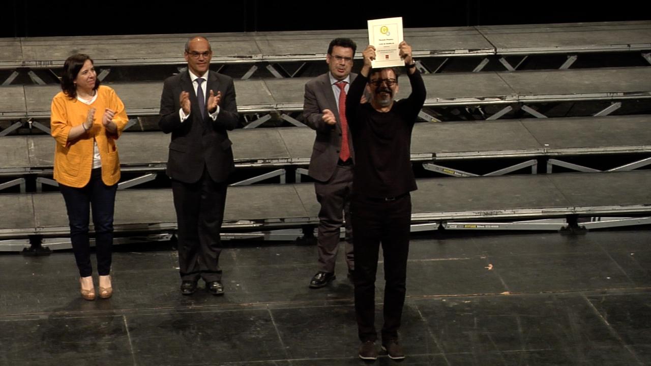 Acto de clausura del XIV Concurso de Coros Escolares de la Comunidad de Madrid 10