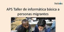 Experiencia APS: Informática para personas migrantes