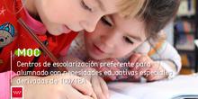 Bienvenida MOC TGD/TEA - Contenido educativo