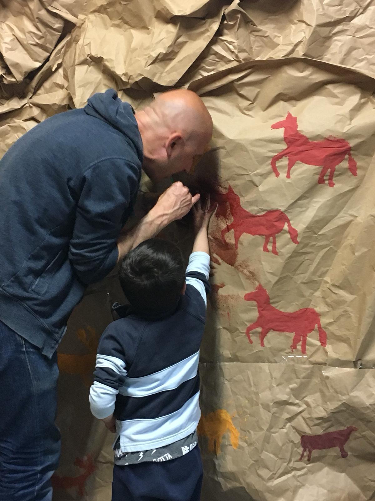 2019_03_15_Infantil 4B descubre la pintura rupestre_CEIP FDLR_Las Rozas 9