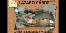 IES Lázaro Cárdenas desde el confinamiento