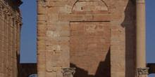 Templo, Ruinas romanas de Sbeitla, Túnez