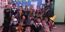 Halloween discurso