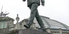 Monumento a Charles de Gaulle, París, Francia
