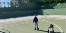 Patinaje Infantil 3 años_Video (II) CEIP FDLR_Las Rozas