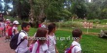 5 años visita el zoo